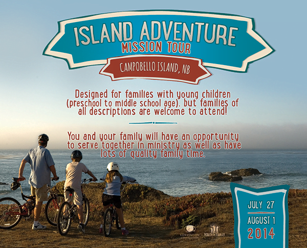 Island Adventure Mission Tour