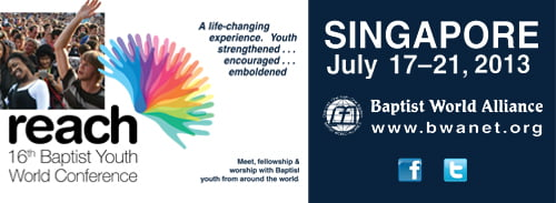 BWA Youth Congress 2013