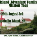 Family Mission Tour (SD)