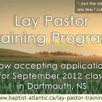 Lay Pastor (SD)