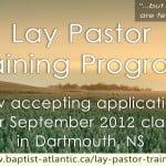 Lay Pastor (HD)