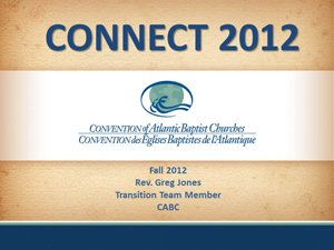 In Case You Missed Connect 2012