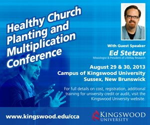 Healthy Church Planting and Multiplication Conference