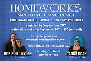 Homeworks Parenting Conference