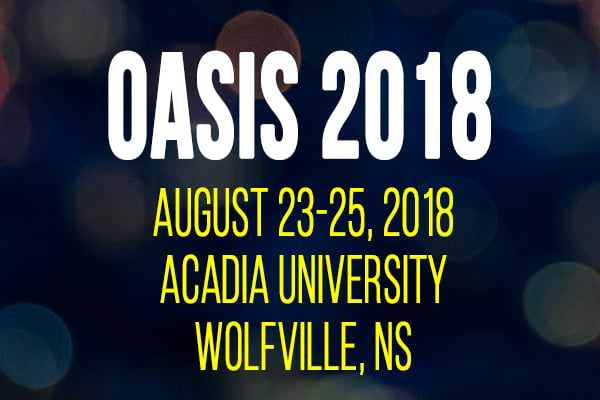Oasis 2018 Promo