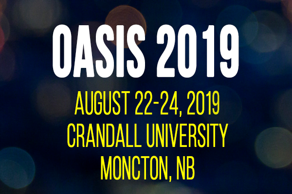 OASIS 2019: Learning, Living, & Giving the Gospel