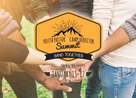 Youth Pastors & Camp Directors Summit 2016 – HD Slide