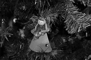 christmas-tree-angel-bw