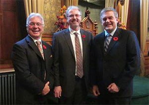 New Brunswick Legislature Appoints New Chaplain