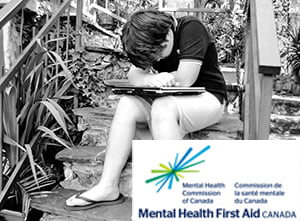 Mental Health First Aid Training for Youth Leaders