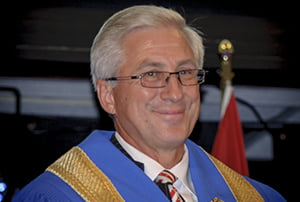 Crandall University's New Chancellor