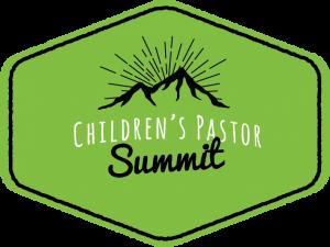 Children's Pastor Summit Logo (outlined)
