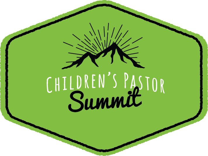 Children's Pastor Summit Logo (outlined)