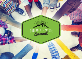 Children's Pastor Summit 2016 – Slide HD