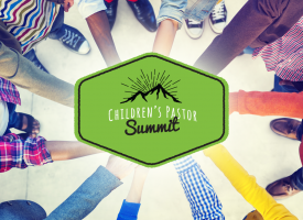 Children's Pastor Summit 2016 – Slide SD