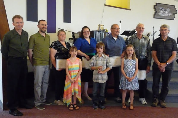 Millville Baptist Celebrates Baptisms