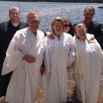 Baptisms at Paradise