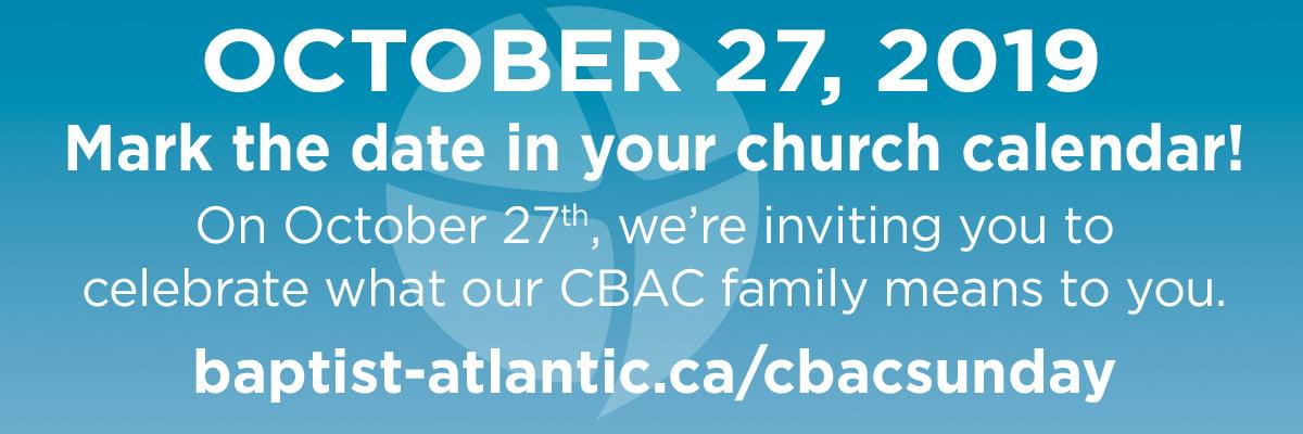 CBAC Sunday