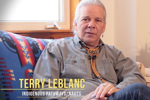 Dr. Terry LeBlanc – Oasis 2017