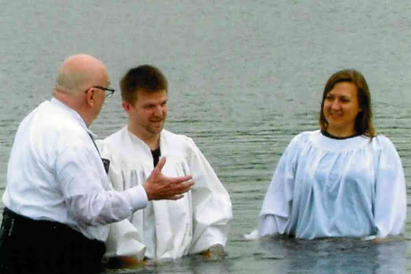 Middle Sackville Baptisms
