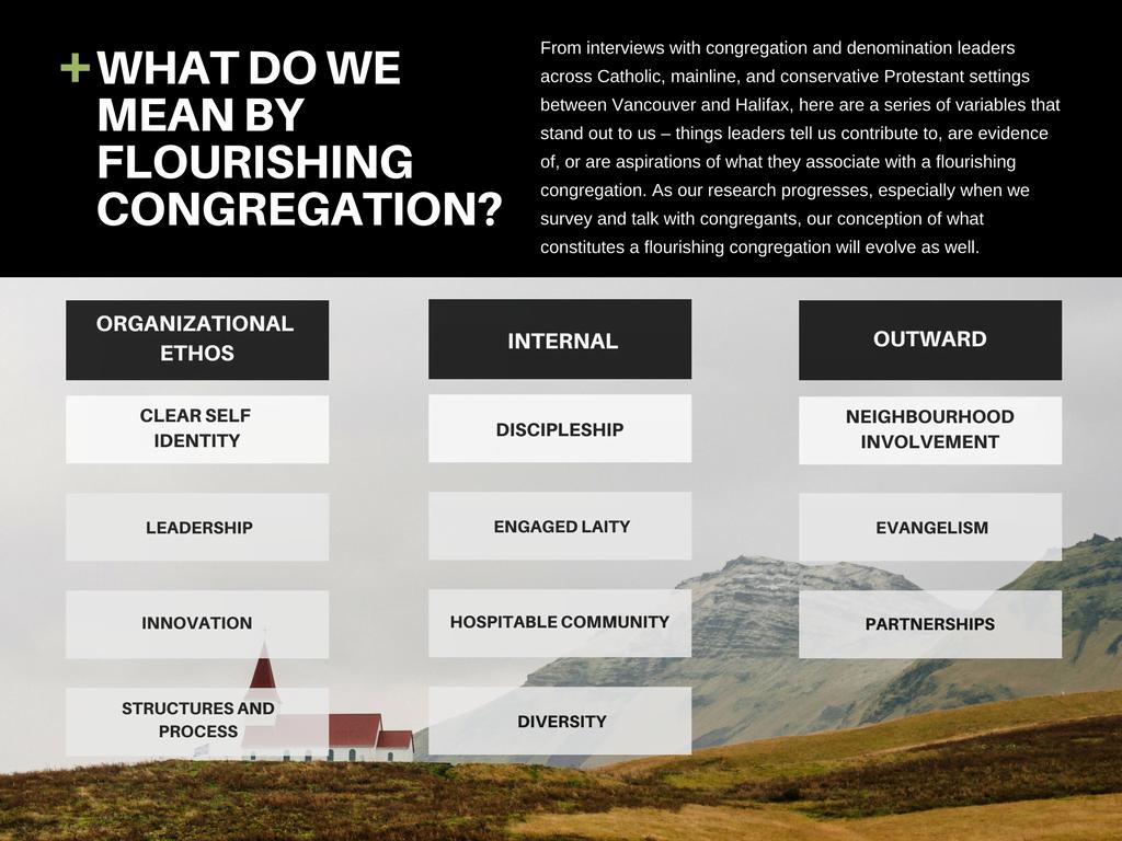 flourishing congregations