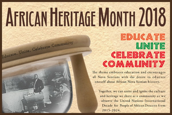 Welcome to African Heritage Month!