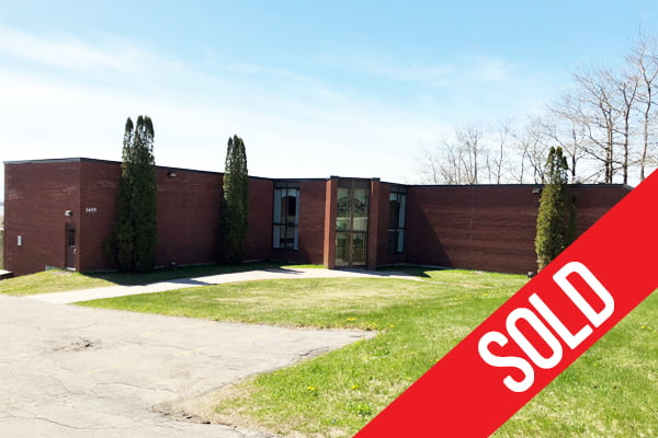 CBAC Building Sold