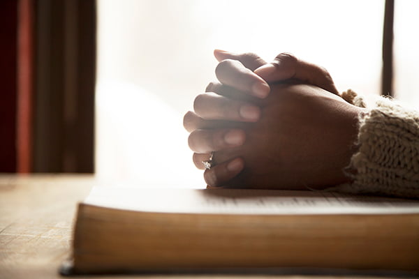 Prayer: Being Present to God