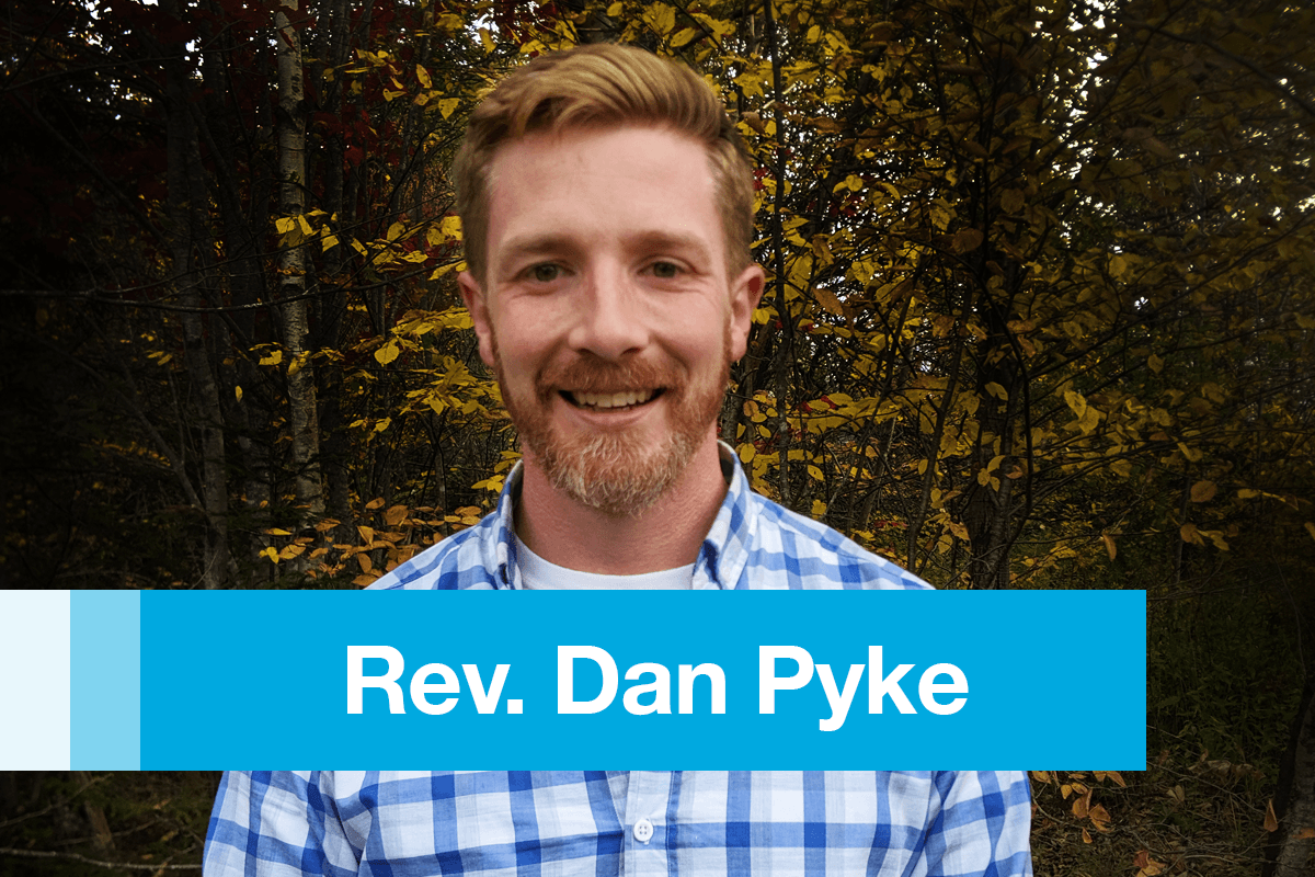 Rev. Dan Pyke: New CBAC Director of Youth & Family